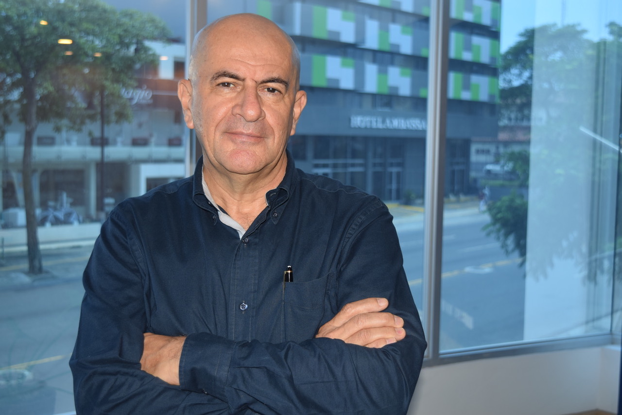 Danilo Montero, director general de la OCF.