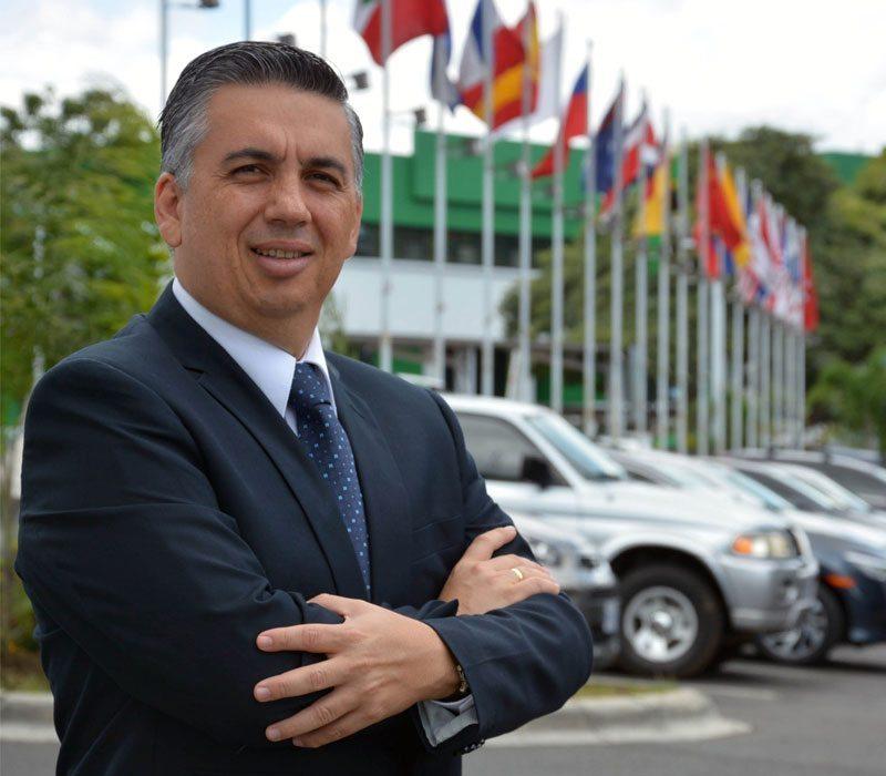 Ing. Alexander Vargas Céspedes, Decano de la Facultad de Ingenierías & TICs de la Universidad Latina de Costa Rica.