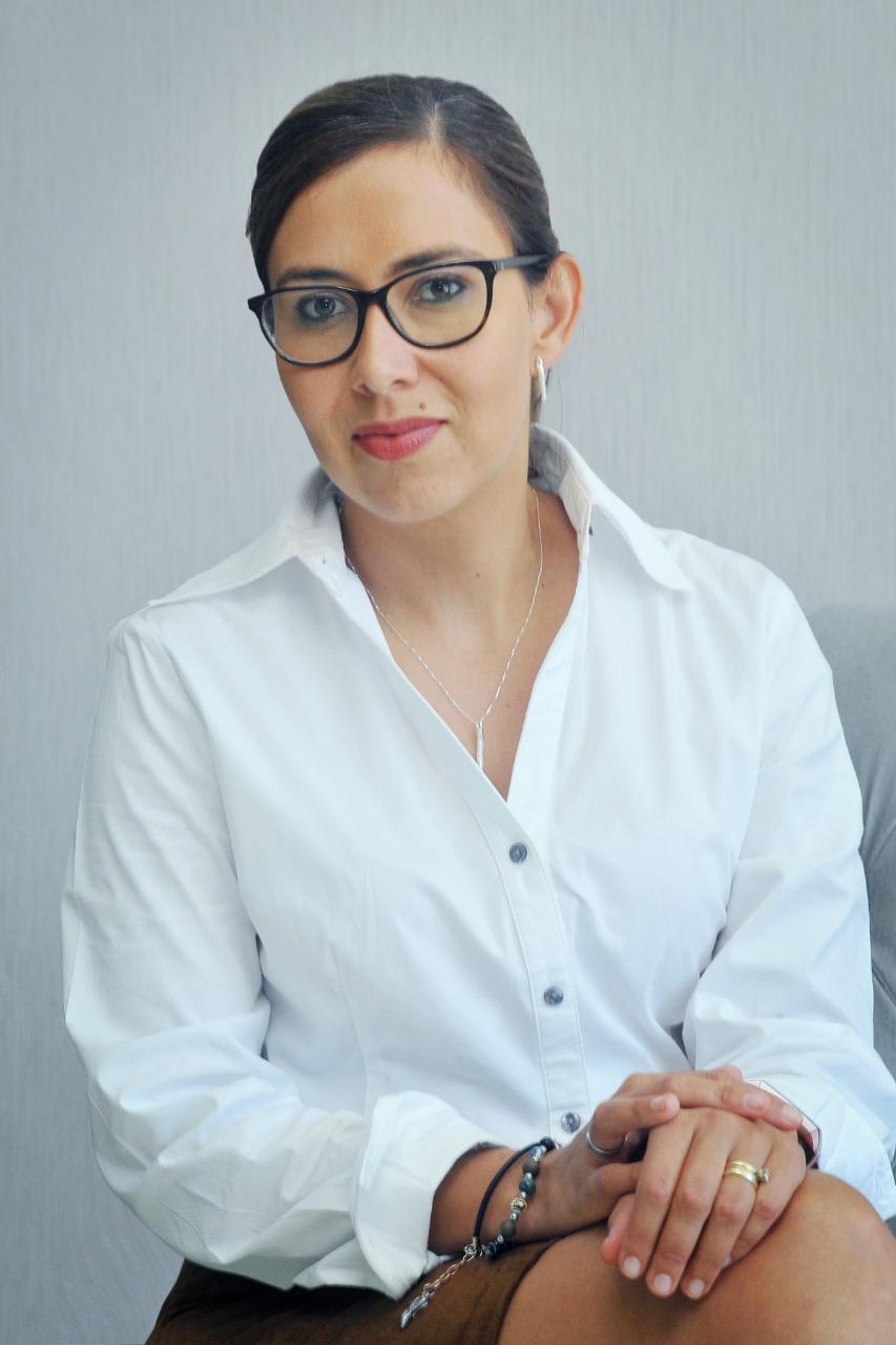 Marian Bákit, presidenta de la Comunidad de Empresas de Comunicación de Costa Rica.