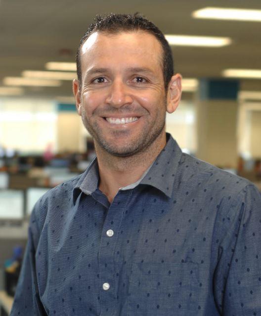 Ricardo Navarro, gerente de operaciones de Red Team Servicios Generales.|
