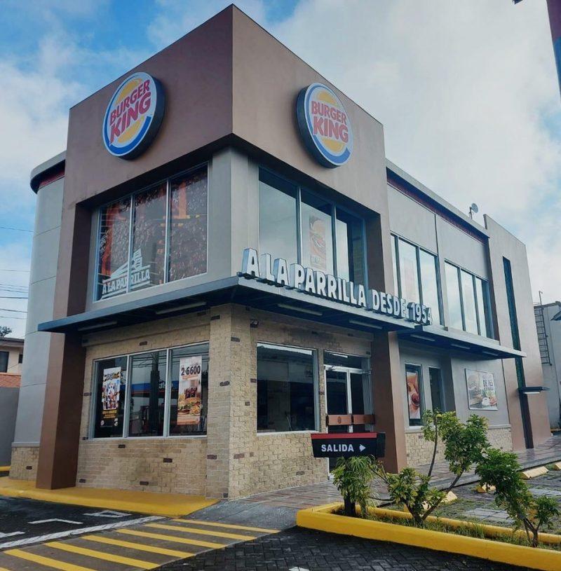 El nuevo restaurante BK en Santo Domingo genera 20 empleos directos.