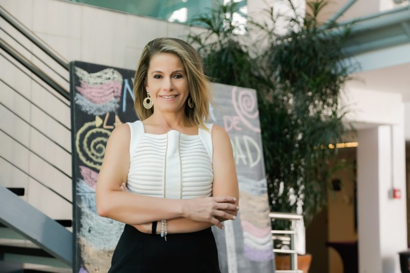 Alejandra Quirós, rectora Asociada de Asuntos Externos de ULACIT.