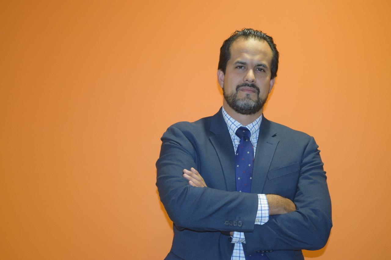 Esteban Acón, presidente de la Cámara Costarricense de la Construcción.