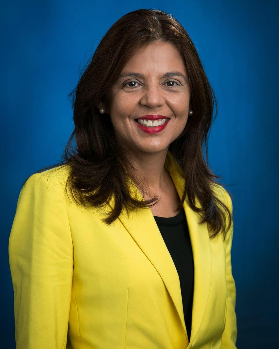 Dra. Yumaira Chacón, Gerente Médico de Abbott en Costa Rica.