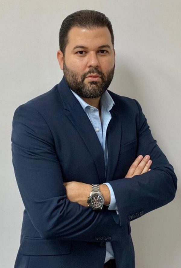 Joaquín Martínez, Country Manager de Fortinet Costa Rica.