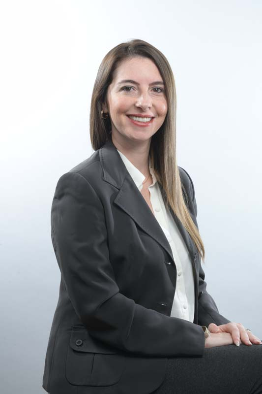 María José Yglesias, decana de la Escuela de Derecho y Relaciones Internacionales de ULACIT.