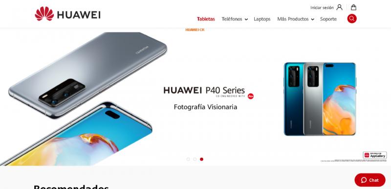 Celulares, computadoras, accesorios y más productos Huawei ahora también pueden adquirirse en línea en el sitio www.tiendahuawei.cr o por medio del WhatsApp 7155-0270.