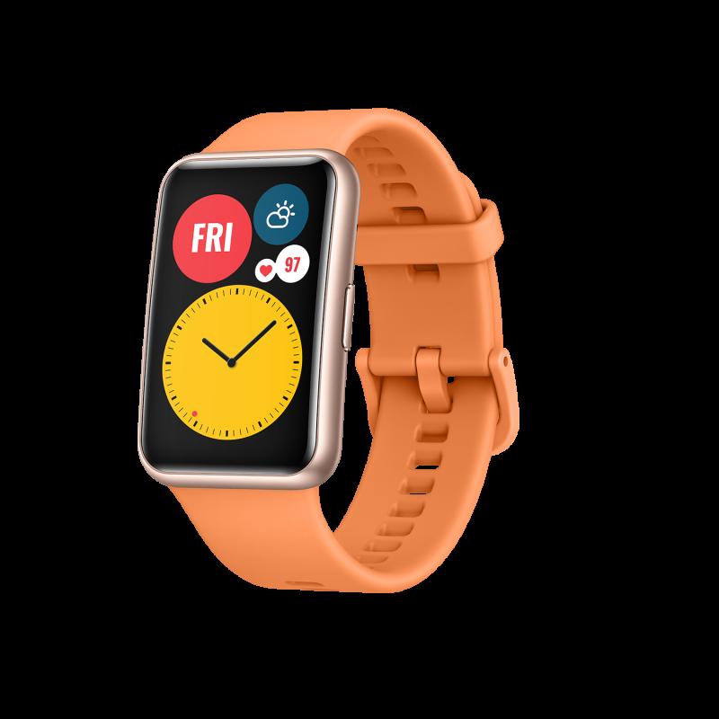Este Smartwatch cuenta con batería que dura hasta 10 días, medición de SpO2 y frecuencia cardíaca, así como cursos animados en 3D y 96 modos de entrenamiento.
