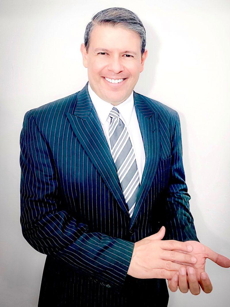 Lic. Benjamín Gutiérrez, especialista de BG&A Abogados.