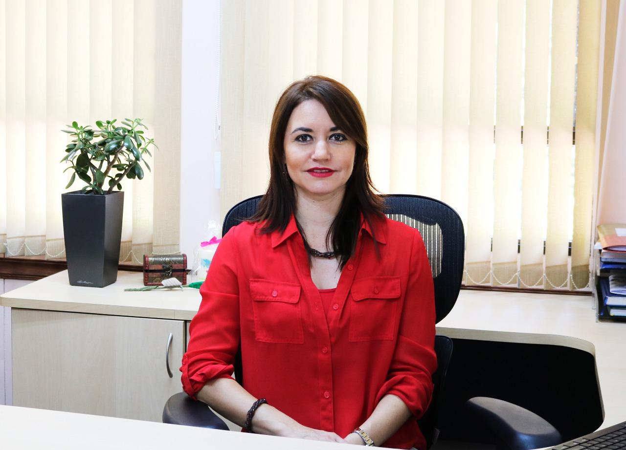 Dra. Sedalí Solís Agüero, directora de la Oficina de Bienestar y Salud de la UCR.