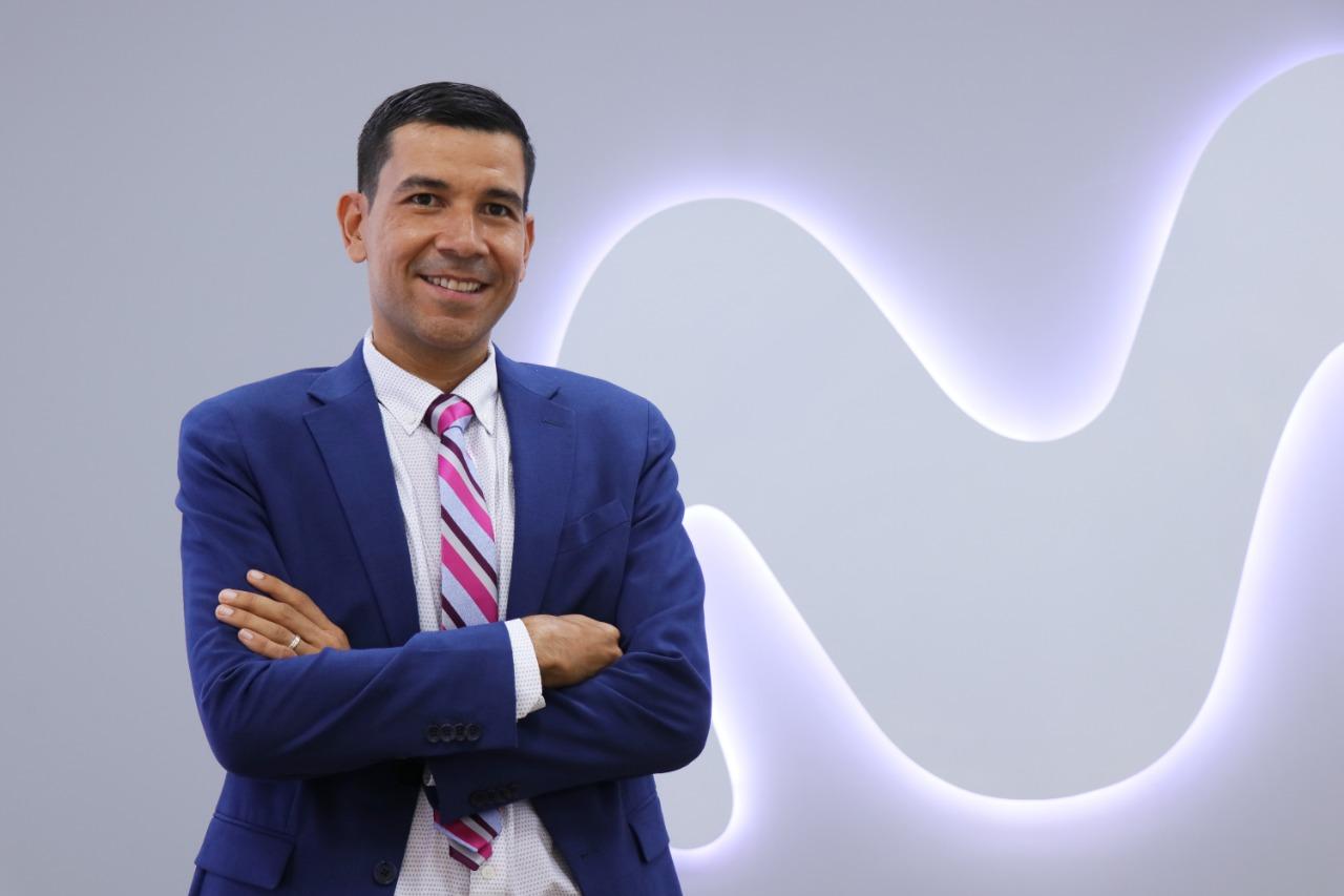 José Pablo Rivera Ibarra, Gerente de Regulación, Comunicación y Relaciones Institucionales de Movistar.