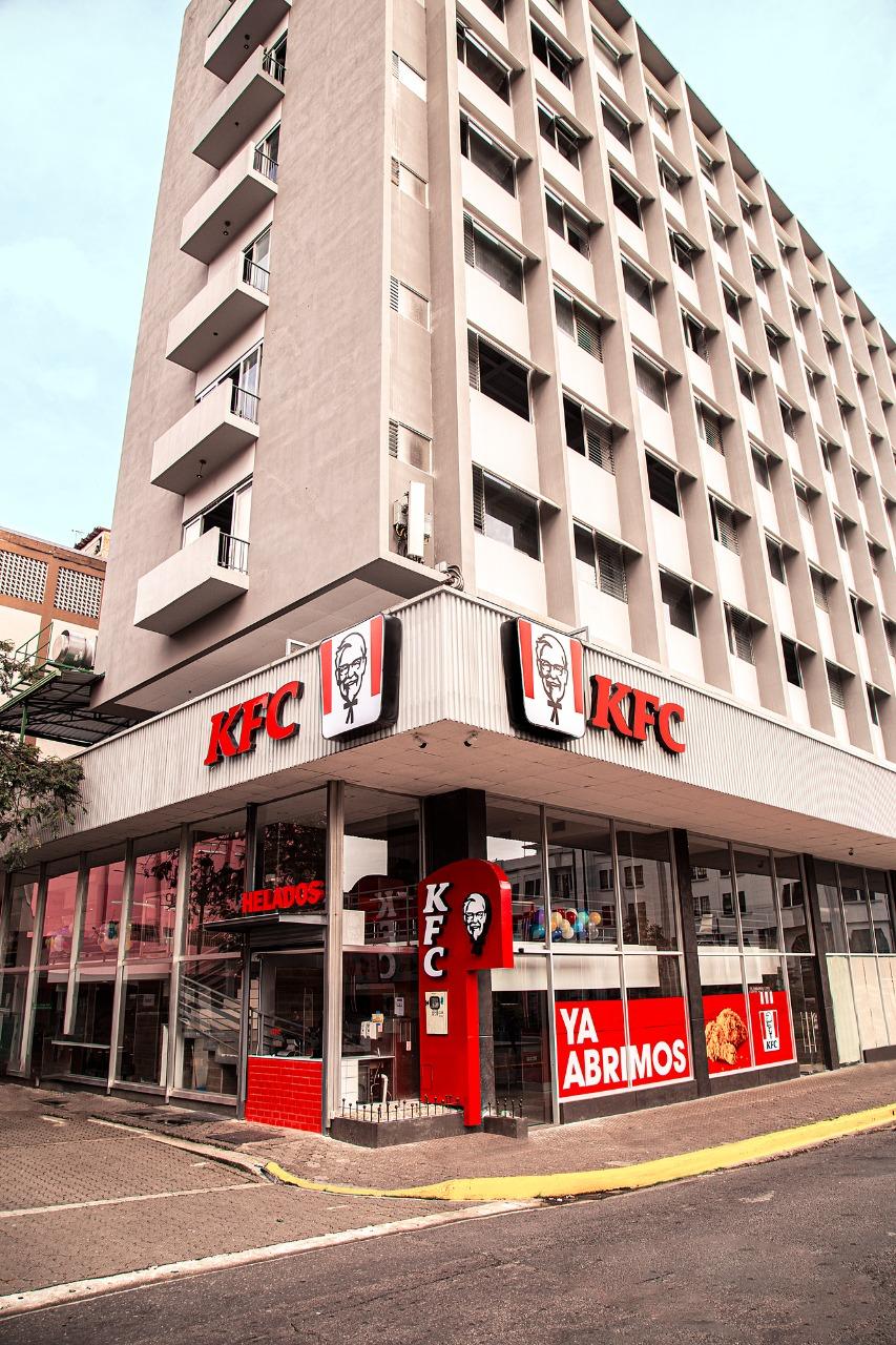 El restaurante cuenta con una extensión de 390m2.