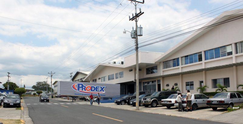 Prodex es una empresa de capital 100% costarricense con 25 años en el mercado y presencia en 28 países.