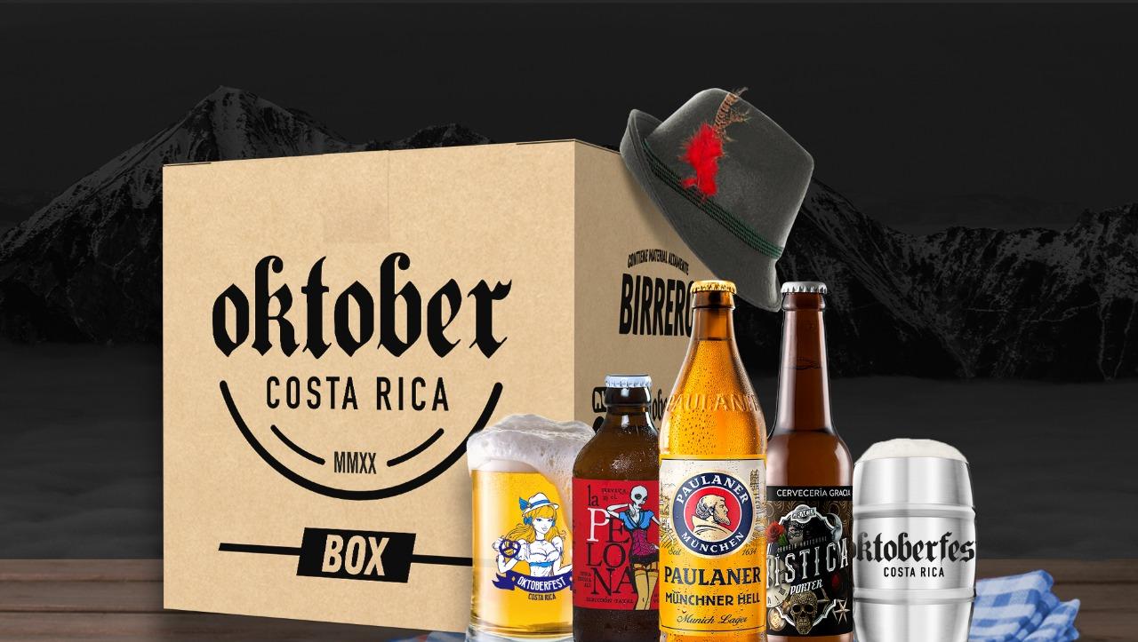 Los kits se pueden adquirir en todos los Fresh Markets del país y a través de las redes sociales de Oktober CR.