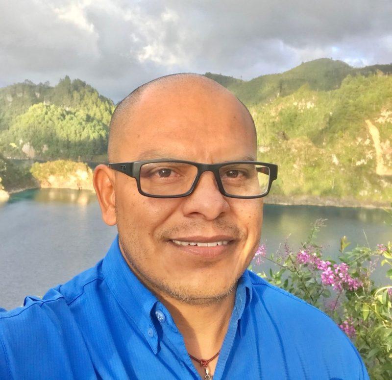 Manrique Arguedas, Coordinador de la Unidad de Acción Ambiental de la Universidad EARTH.