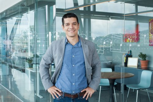 """Samuel Bermúdez, Co-Director de Gensler Latinoamérica: """"en Costa Rica existen las capacidades para lograr proyectos que le agreguen valor sustancial a nuestras ciudades""""."""