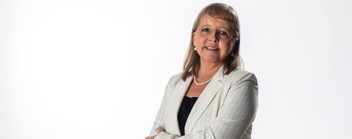 """Rosa Monge, Rectora de la Universidad Latina de Costa Rica, comentó: """"el apoyo estará destinado a los costos de matrícula del primer cuatrimestre del próximo año""""."""