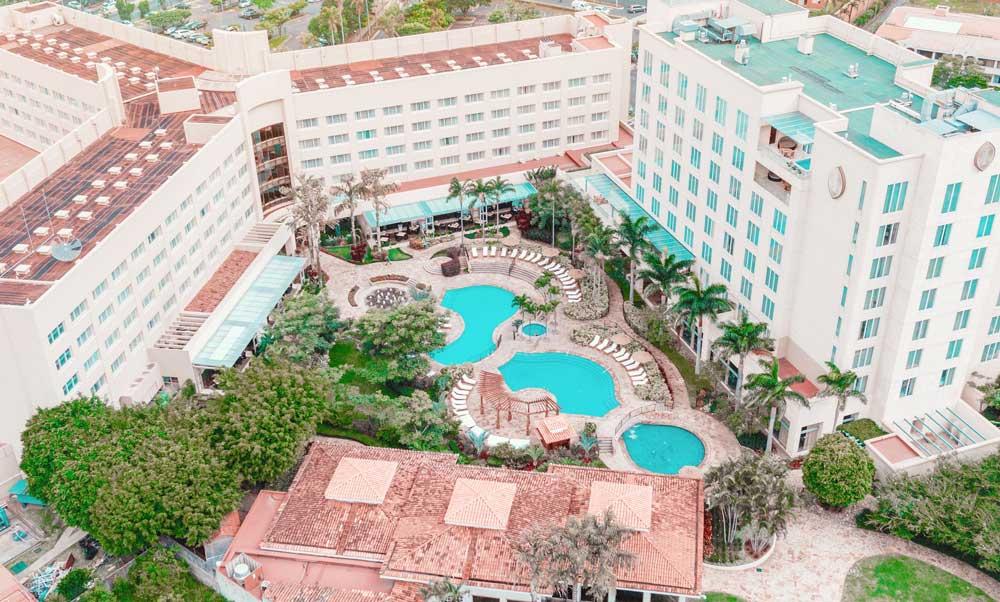 Los esfuerzos del Hotel Real InterContinental pretenden restablecer la confianza del público extranjero para viajar hacia Costa Rica para disfrutar de nuevo y de forma segura.