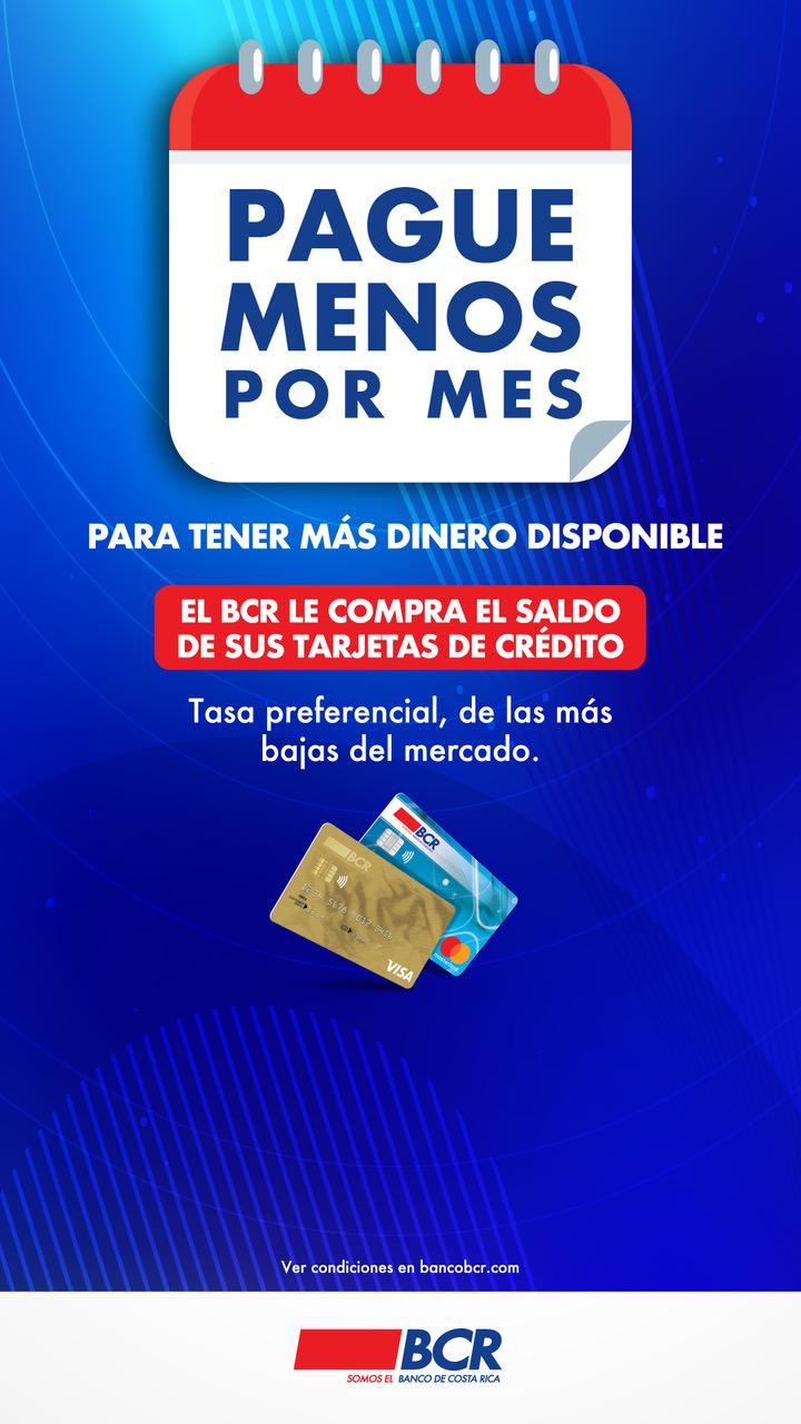 La promoción está dirigida tanto a tarjetahabientes del BCR como a clientes nuevos.