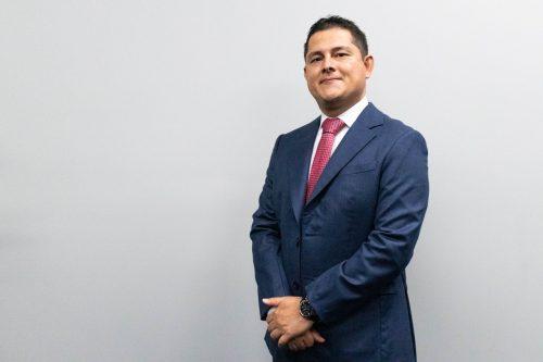 """Luis Alonso Ramírez, Gerente Regional de Ciberseguridad de GBM: """"el estudio analizó 524 violaciones de seguridad entre agosto de 2019 y abril de 2020""""."""