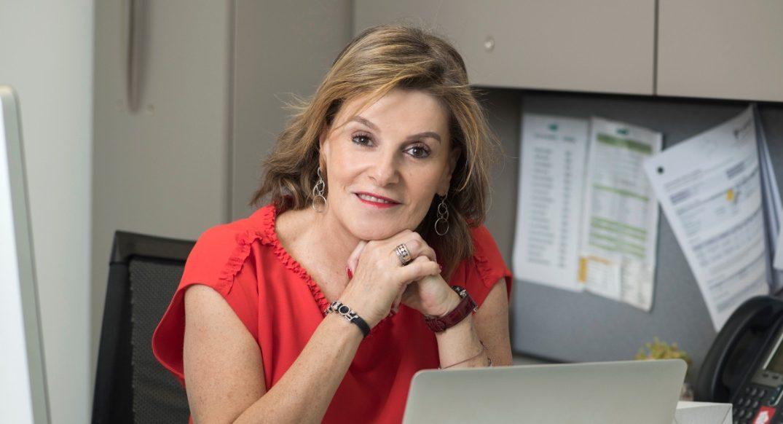 Mónica Nagel, directora de Relaciones Corporativas y Sostenibilidad de BAC Credomatic.
