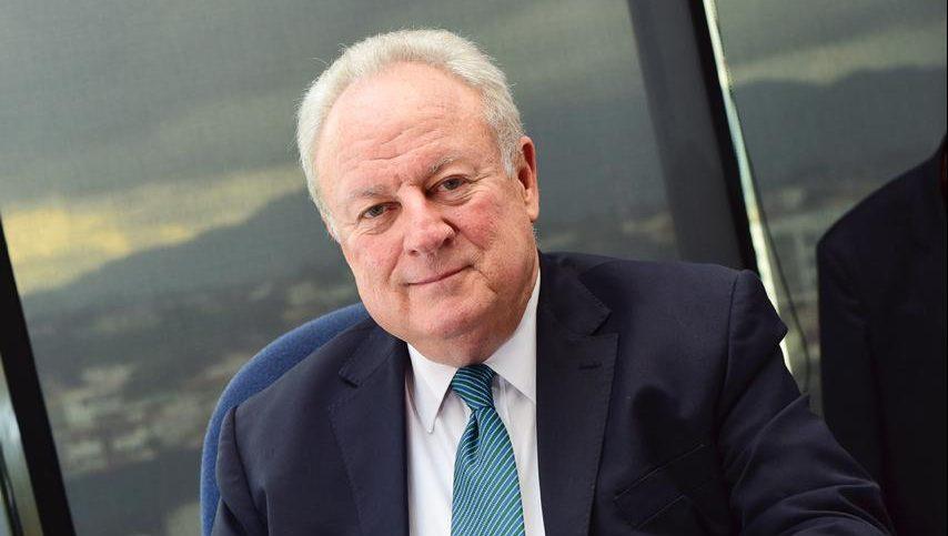 Enrique Egloff. Presidente de la Cámara de Industrias de Costa Rica.