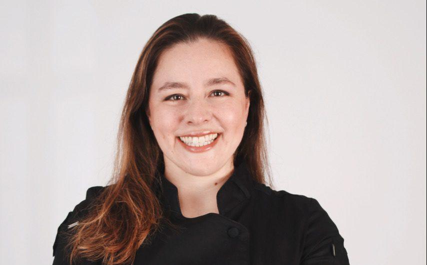 La chef Cindy Rojas es la creadora de Kitchen Addiction.