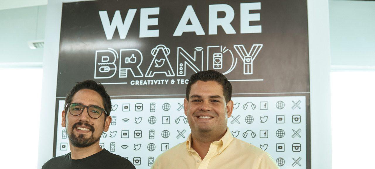 Alan Calderón es el nuevo Director General Creativo de Brandy Creativity & Technology, firma especializada en Brandformace [unión de Branding y Performance]. Con él Juan Ignacio Jiménez, uno de los fundadores de la agencia.
