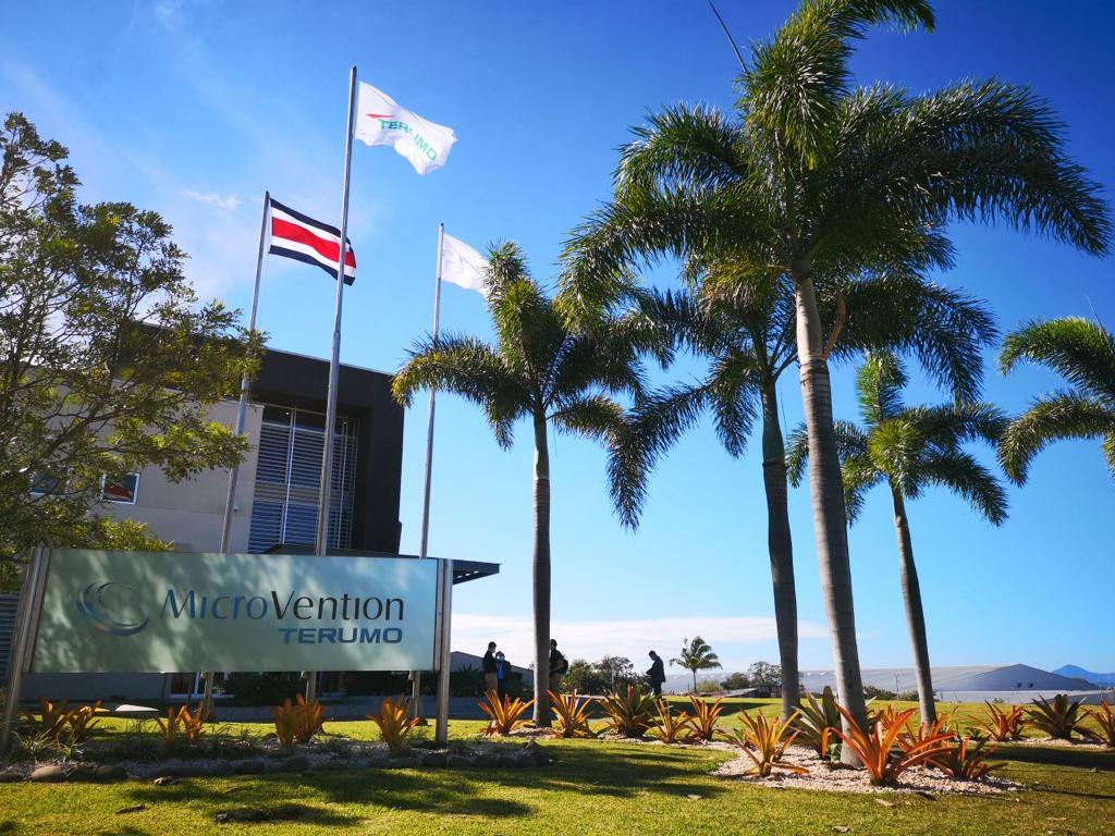 La compañía inició operaciones en Costa Rica en 2012.