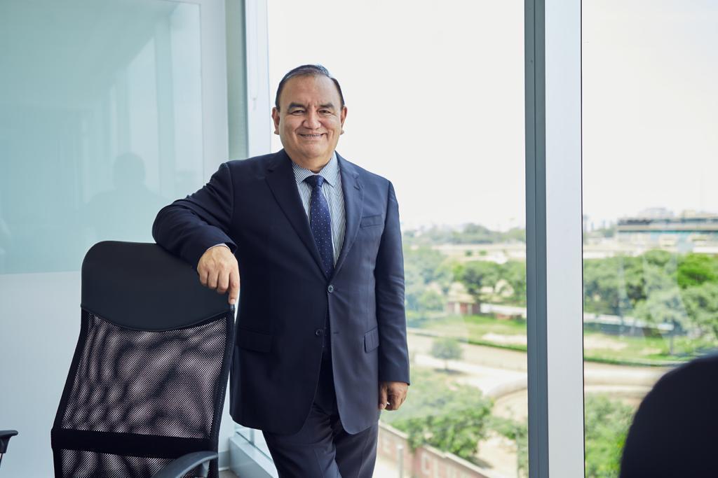 Carlos Vargas Alencastre, CEO de TPC Group.