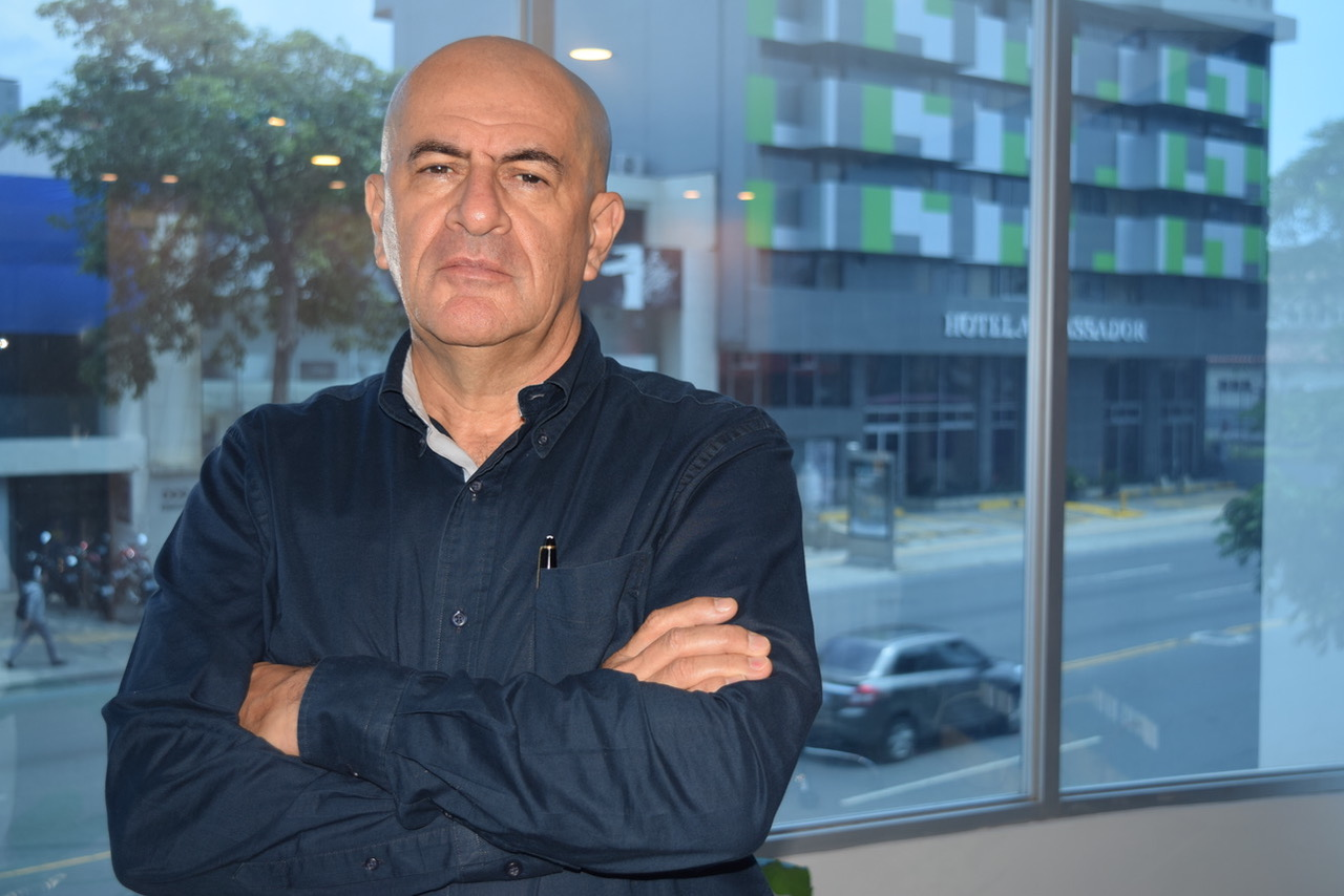 Danilo Montero, Director General de la Oficina del Consumidor Financiero (OCF).