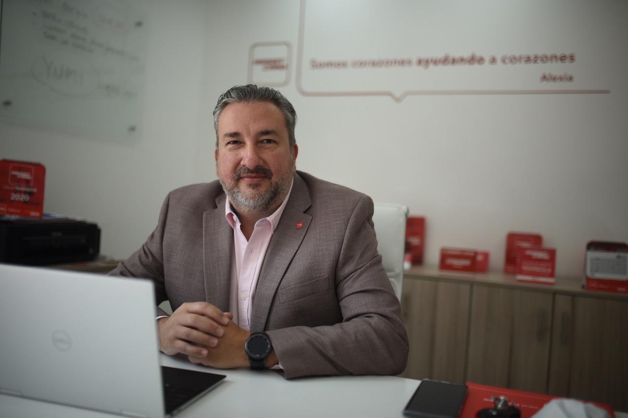 Leonardo Tonhaiser, Regional Country Manager de ASSIST CARD Centroamérica & Caribe.