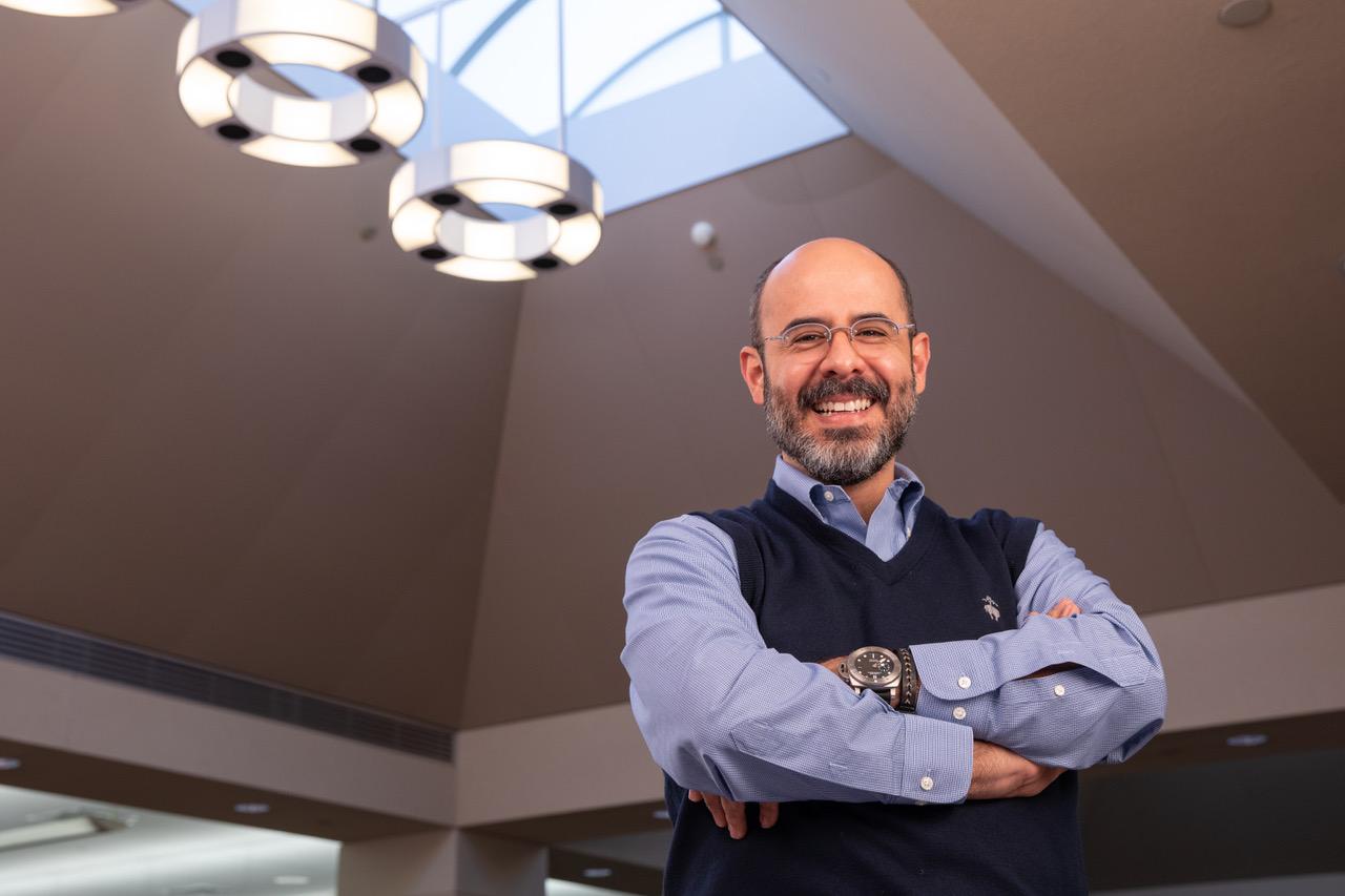 Mario Hernández, presidente de IMPESA.