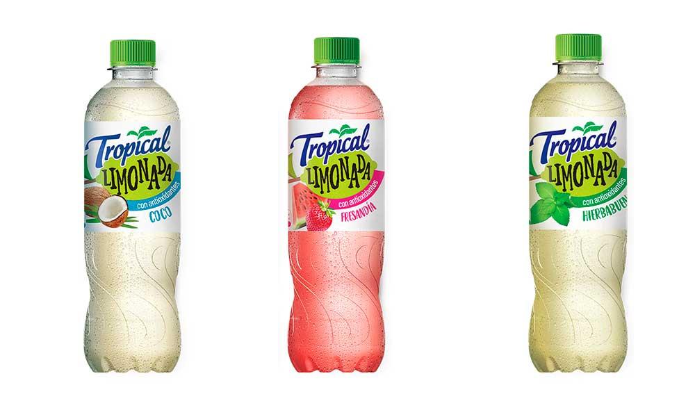 El lanzamiento incluye tres refrescantes sabores: Fresandía, Coco y Hierbabuena.