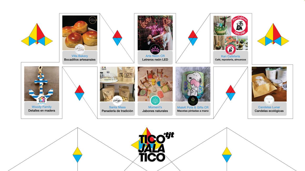La plataforma Tico Jala Tico, impulsada por marcas ticas, se posiciona como una cadena solidaria digital donde consumidores dan mayor visibilidad a negocios.