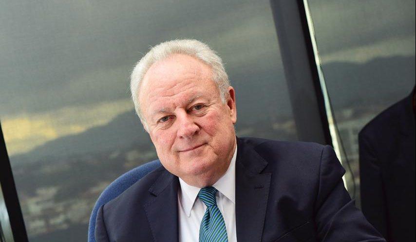 Enrique Egloff, Presidente de la CICR y recién electo Presidente de AILA.
