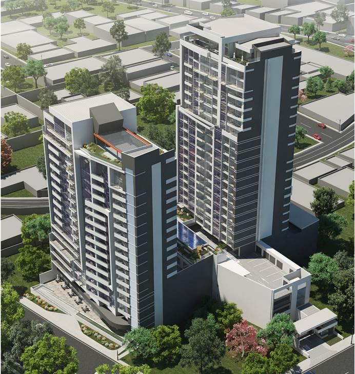 El valor de los apartamentos va desde $79.000 hasta los $180.000.