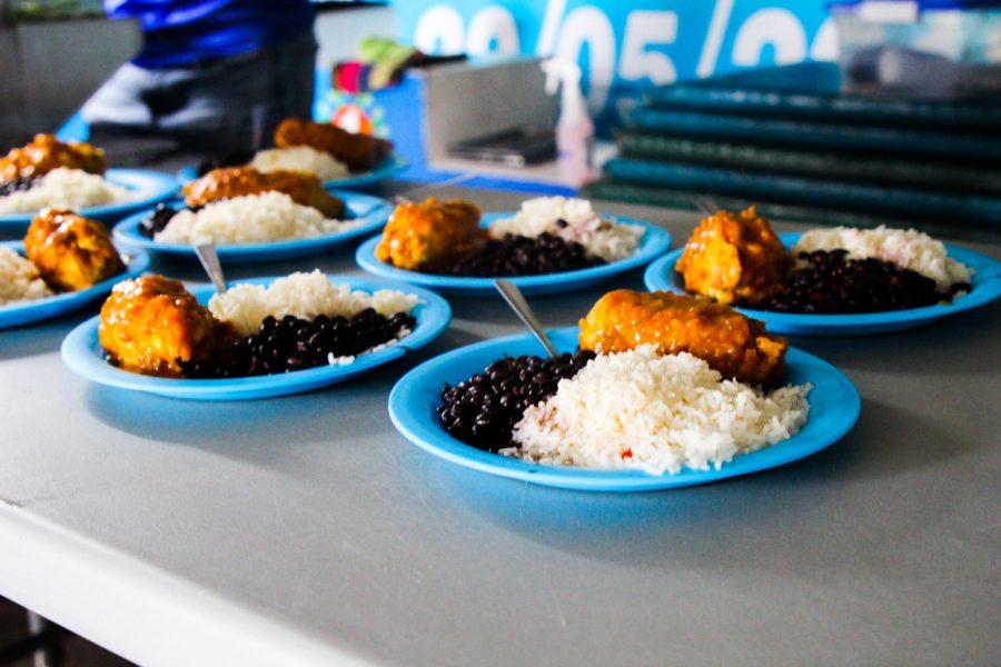 La entrega solidaria por parte de KFC permitió servir 44.009 platos para 34 albergues y ONGs de la GAM.
