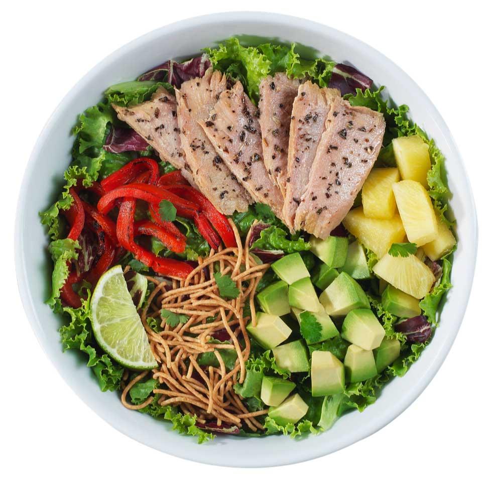 """El Tonnino Ventresca ha sido galardonado con el """"Superior Taste Award"""", máximo galardón gastronómico a nivel mundial. Aquí en la Tuna Salad."""