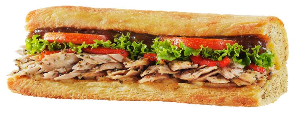 Los nuevos productos estarán disponibles en los 28 restaurantes Quiznos y por medio de sus plataformas virtuales.