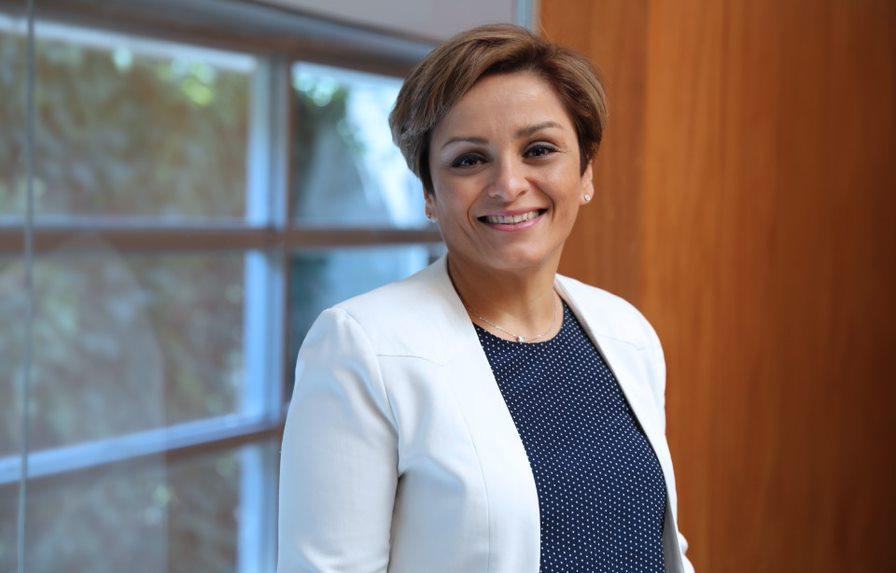 Marcela Alfaro, gerente general de CCK.