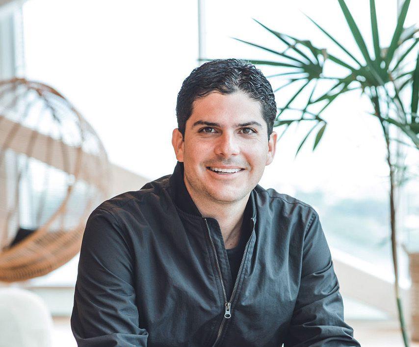 Rashid Sauma, director de WeWork Costa Rica.