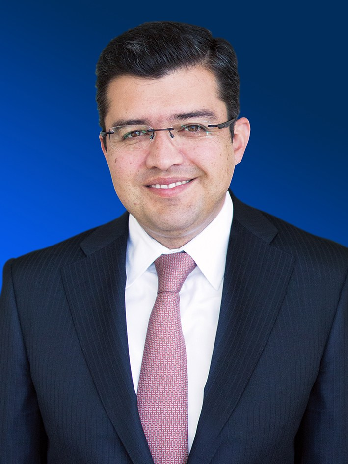 Víctor Esquivel, Socio Director General de KPMG en México y Centroamérica.