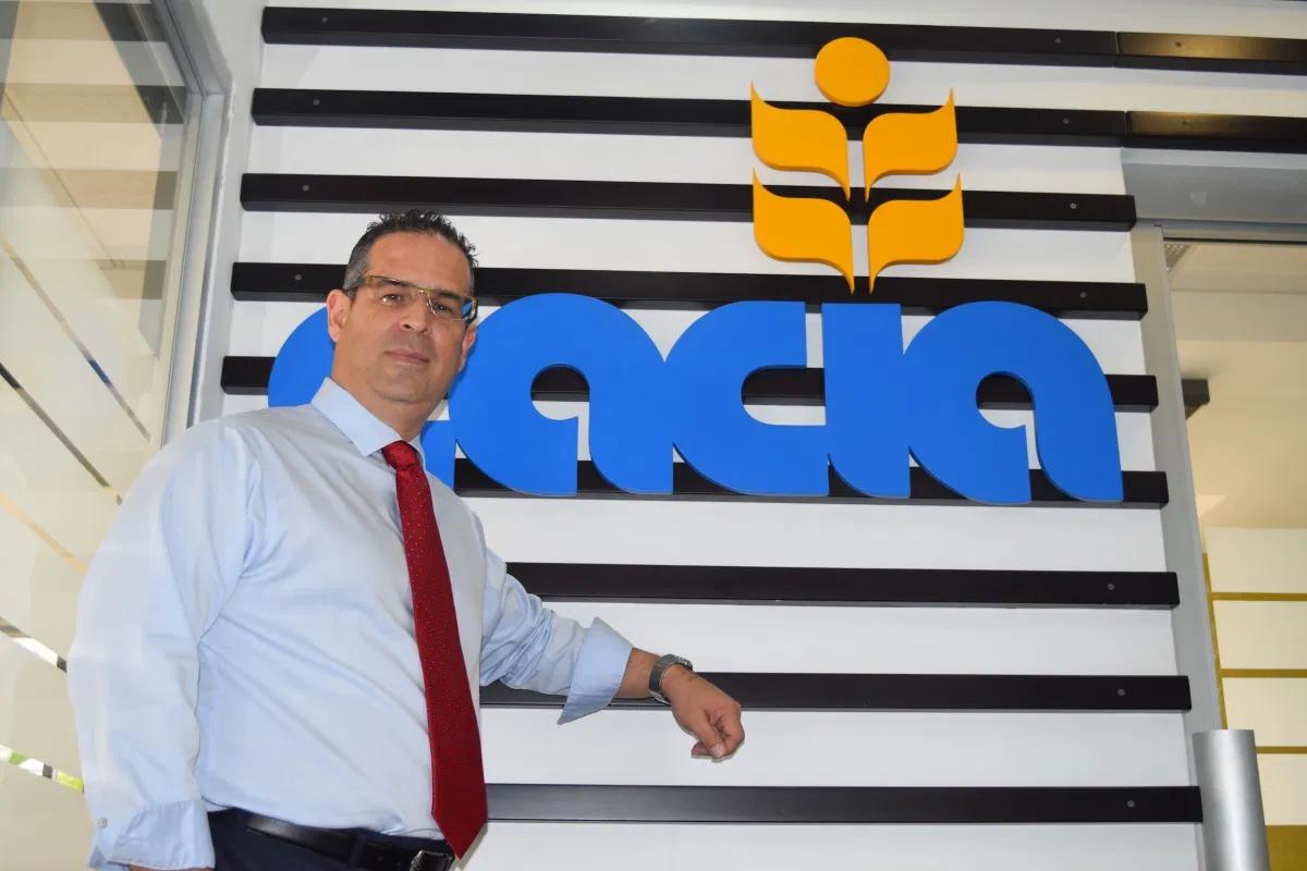 Maurizio Musmanni, presidente de la Cámara Costarricense de la Industria Alimentaria (CACIA).