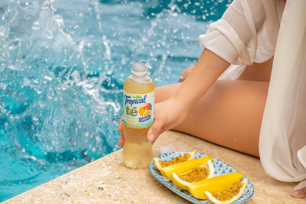 Tropical Cero es una línea de refrescos con cero azúcares y cero calorías para una dieta balanceada.