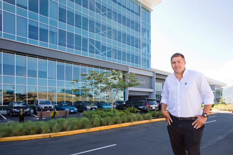 Arnoldo Estrada, Director de Proyecto de C3 Cariari Corporate Center.