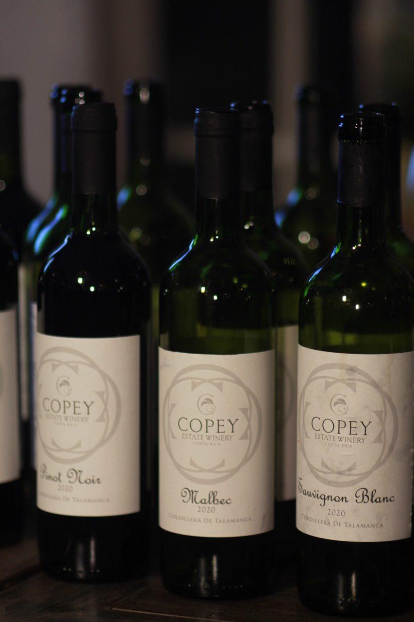 El vino Malbec saldrá a la venta hasta el año entrante y se espera la producción de unas 5.000 botellas.