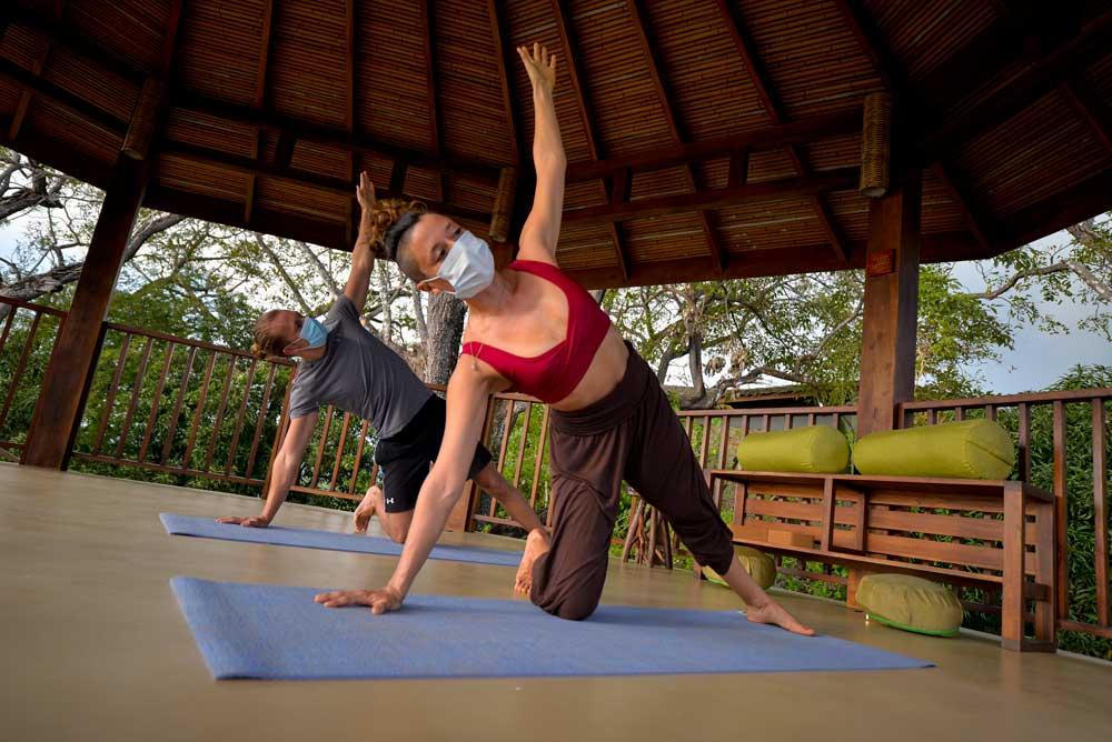Los servicios van desde tratamientos en spa, gastronomía, actividades al aire libre y yoga.