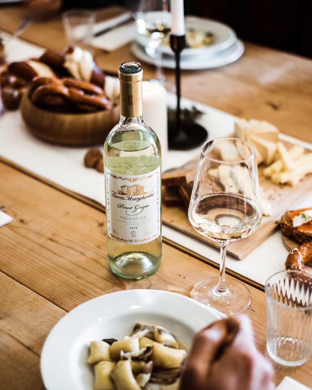 Santa Margherita es uno de los vinos más reconocidos del mundo por unir al hombre, la naturaleza y la tecnología.