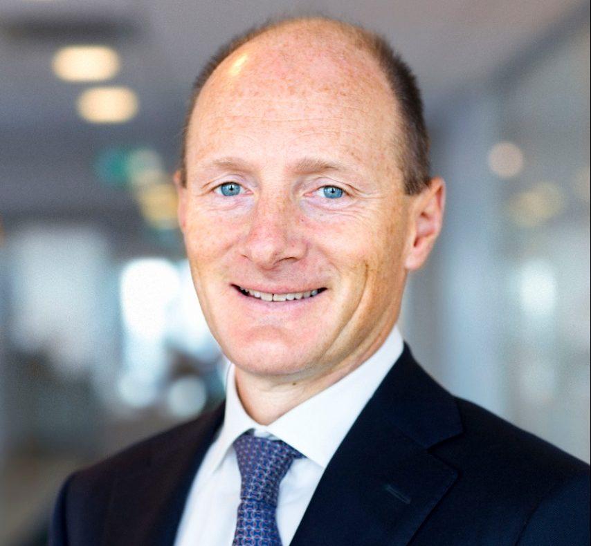 Magnus Groth, presidente y CEO de Essity.